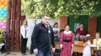 Открытие городского парка в Плавске, Фото: 6