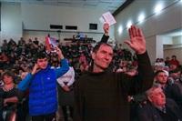 Встреча Владимира Груздева с жителями Ленинского района, Фото: 2