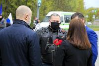 Тульские байкеры почтили память героев в Ясной Поляне, Фото: 12