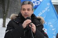 Открытие лыжероллерной трассы в Новомосковске, Фото: 1
