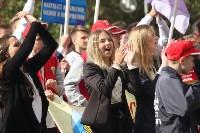 В Туле прошел ежегодный парад студентов, Фото: 47