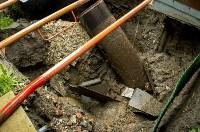 В Туле может провалиться под землю частным домом: обрушился шурф шахты, Фото: 8