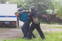 Антитеррористические учения на КМЗ, Фото: 33
