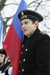 Никита Руднев-Варяжский, внук легендарного командира «Варяга» с визитом в Тульскую область, Фото: 8