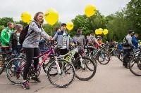 В Туле прошел большой велопарад, Фото: 52