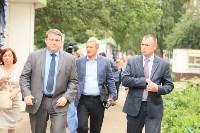 Встреча с предпринимателями на Фрунзе. 26.07.2015, Фото: 7