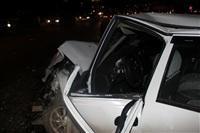 На ул. Металлургов в Туле лоб в лоб столкнулись две Daewoo, Фото: 4