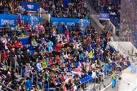 Женский хоккейный матч Канада-Финляндия. Зимняя Олимпиада в Сочи, Фото: 11