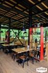 Отдыхаем и празднуем в ресторане на летней веранде, Фото: 2