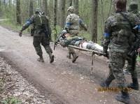 Региональный этап военно-тактической игры «Заря», Фото: 6