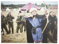 Открытие фотовыставки «Руси великое начало» в Москве, Фото: 6