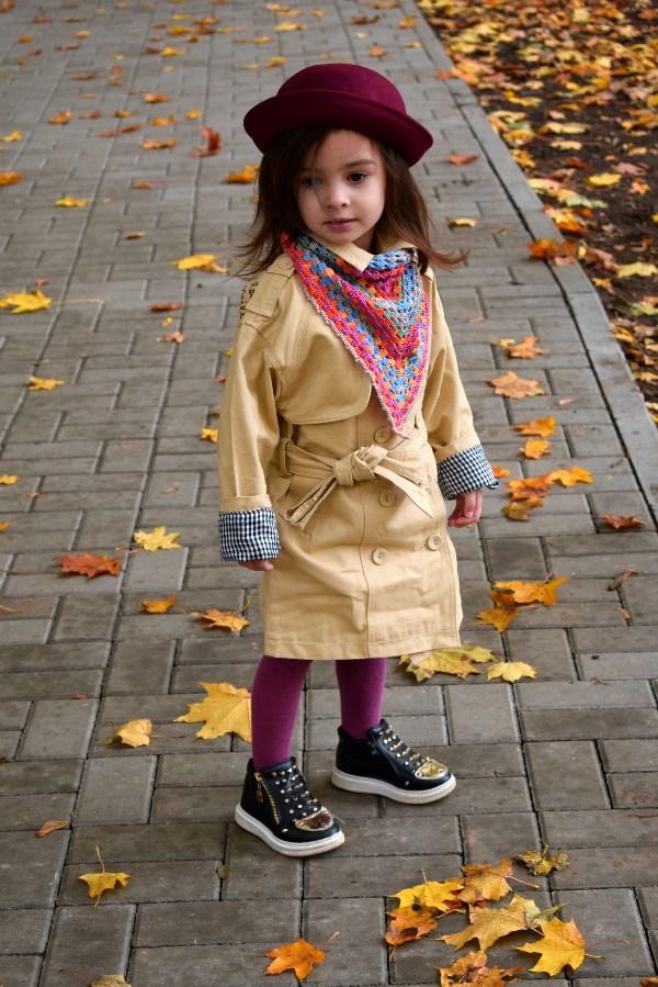 Осень в стиле Лидии:)  (Ларшина Лида, 3 года)