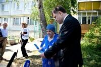 Ни одного человека мы не оставим без поддержки, - Владимир Груздев, Фото: 40