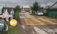 Сотрудники МЧС и Роспотребнадзора учились ликвидировать очаг сибирской язвы, Фото: 7