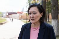 Тулу посетила советник председателя партии «Новые люди» Сардана Авксентьева, Фото: 9