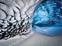 Ледяная пещера в Исландии. Guy Havell, Фото: 21