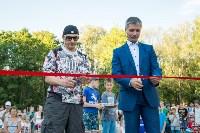В Туле открылся первый профессиональный скейтпарк, Фото: 26