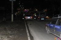 Друзья сбитого пешехода устроили самосуд над водителем, Фото: 1