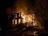 Крупный ночной пожар в Туле, Фото: 14