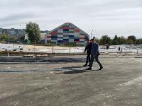 До конца 2021 года в тульском Заречье откроется велогородок и новый ФОК с бассейном , Фото: 8
