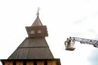 Учения МЧС в Тульском кремле, Фото: 43