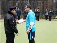 Турнир по мини-футболу среди сотрудников УМВД России по Тульской области., Фото: 5