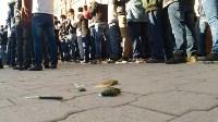 Масштабная проверка мигрантов на Центральном рынке, Фото: 18