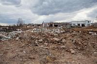 В Туле на берегу Тулицы обнаружен незаконный мусорный полигон, Фото: 28