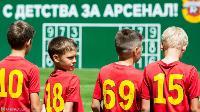 Ветераны «Спартака» и «Арсенала» сыграли в Туле на новом поле Центрального стадиона, Фото: 30