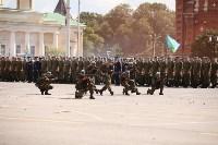 85-летие ВДВ на площади Ленина в Туле, Фото: 82