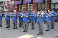 Тульская Федерация профсоюзов провела митинг и первомайское шествие. 1.05.2014, Фото: 30