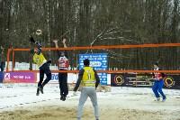 Турнир Tula Open по пляжному волейболу на снегу, Фото: 52