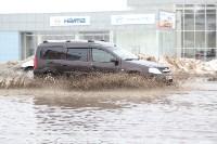 Потоп на ул. Рязанской и Восточном обводе, Фото: 19