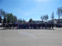 Рейд памяти «По местам боевой славы», Фото: 9