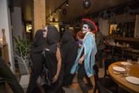 Хэллоуин в ресторане Public , Фото: 22