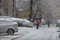 Первый снег в Туле, Фото: 14