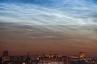 Серебристые облака, Фото: 3