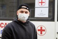 Экспресс-тест на covid-19, маски и социальная дистанция: В Туле первых призывников отправили в армию, Фото: 43