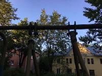 Аварийная детская площадка на Косой Горе, Фото: 2