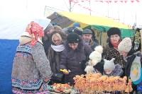 Как туляки провожали зиму на набережной Упы, Фото: 74