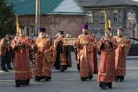 В Тульскую область прибыл ковчег с мощами новомучеников и исповедников Российских, Фото: 57