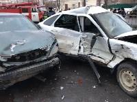В центре Тулы сбили троих пешеходов, Фото: 2