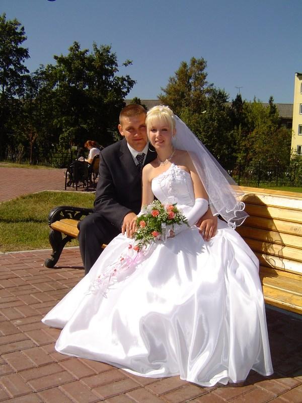 В этом году 20 августа у нас с супругой оловянная (розовая) свадьба.