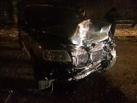 В Туле внедорожник протаранил такси: пассажир погиб, Фото: 7