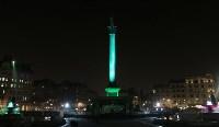 Колонна Нельсона на Трафальгарской площади, Лондон, Фото: 3