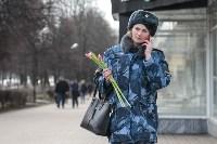 Полиция поздравила тулячек с 8 Марта, Фото: 36