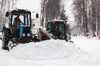 Последствия снежного циклона в Туле, Фото: 56