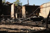 Сгоревший в Алексине дом, Фото: 15