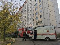 Пожар на улице Степанова, Фото: 5