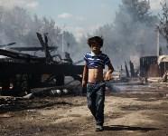 Пожар в Плеханово 9.06.2015, Фото: 1